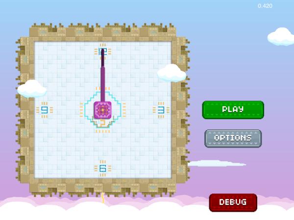 Game 2 Home Screen